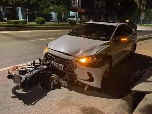 Đội trưởng Thanh tra giao thông gây tai nạn chết người - 1