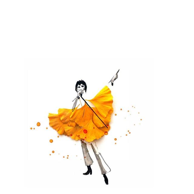 """Lá vàng và màu nước tạo nên những """"tác phẩm mùa thu"""" hút mắt - 7"""