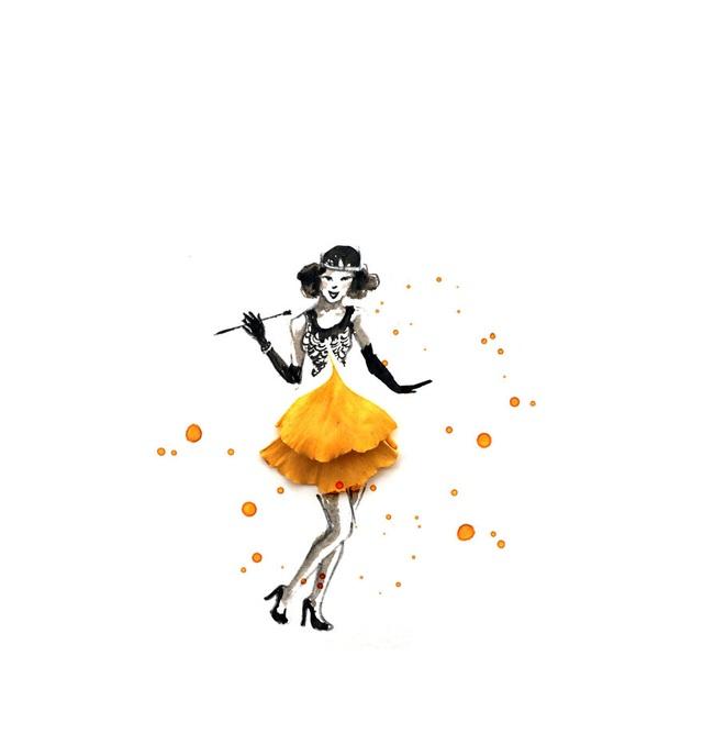 """Lá vàng và màu nước tạo nên những """"tác phẩm mùa thu"""" hút mắt - 10"""