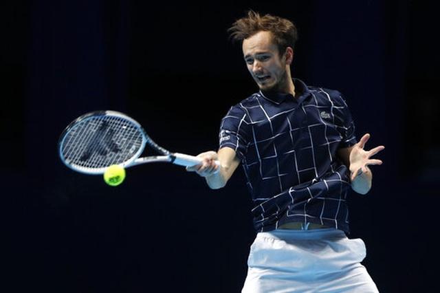 Daniil Medvedev lần đầu tiên vô địch ATP Finals - 2