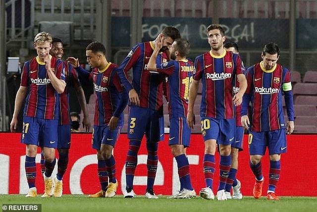 Barcelona, Juventus giành vé đi tiếp ở Champions League? - 2