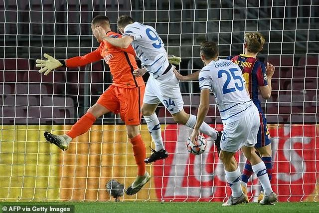 Barcelona, Juventus giành vé đi tiếp ở Champions League? - 1