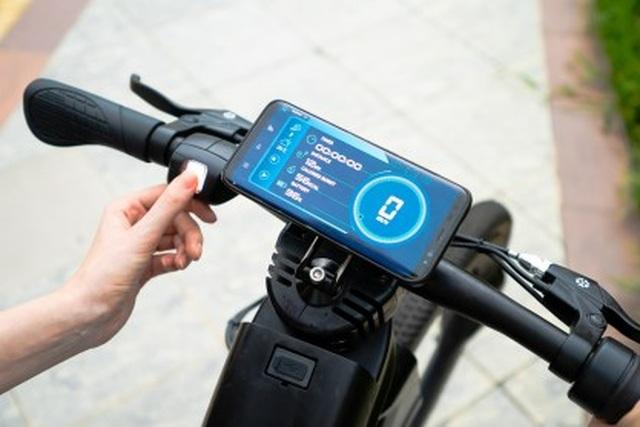 Reevo - bông hoa lạ trên thị trường xe đạp điện - 6