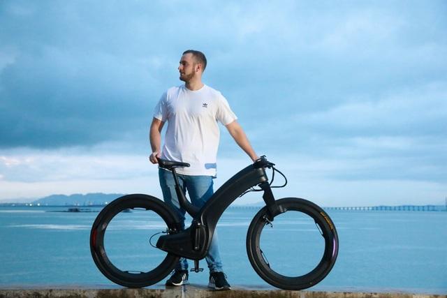 Reevo - bông hoa lạ trên thị trường xe đạp điện - 3