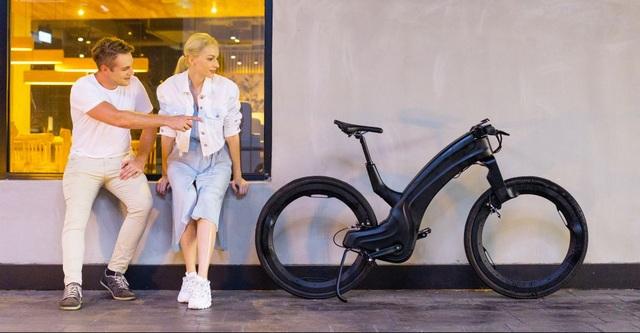 Reevo - bông hoa lạ trên thị trường xe đạp điện - 1