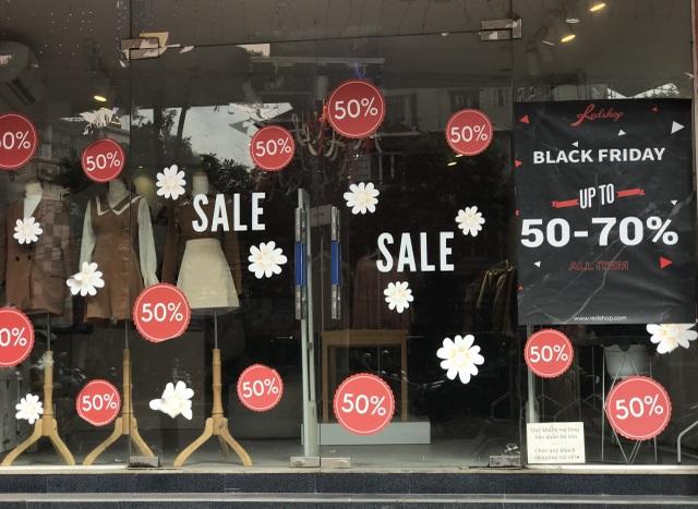 Lật tẩy chiêu thức bán đồ cũ, đẩy hàng tồn của dân buôn ngày Black Friday - 3