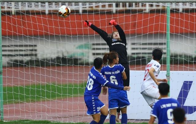 Không có bất ngờ ở giải bóng đá nữ vô địch quốc gia 2020 - 1