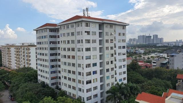 Bỏ gần 2 tỷ đồng mua chung cư ven đô, cho thuê chưa đến 4 triệu đồng/tháng - 1