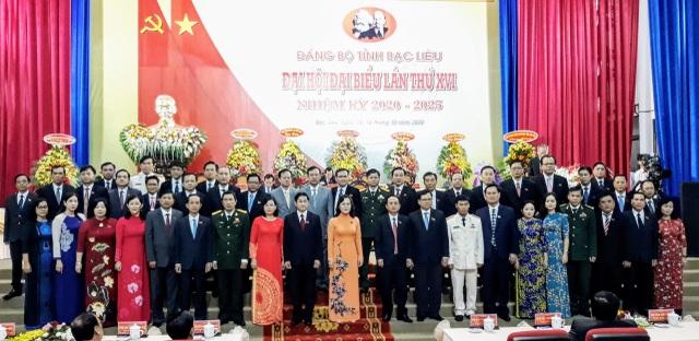 Bạc Liêu bầu Chủ tịch, Phó Chủ tịch UBND tỉnh sau Đại hội Đảng - 2