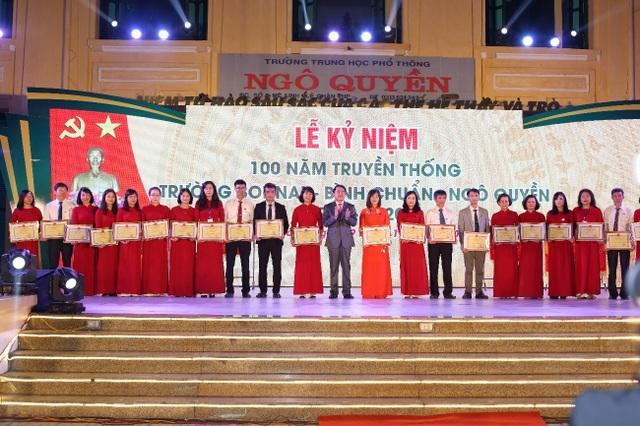 THPT Ngô Quyền - Hải Phòng kỷ niệm 100 năm thành lập trường - 2
