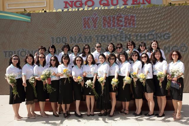 THPT Ngô Quyền - Hải Phòng kỷ niệm 100 năm thành lập trường - 4