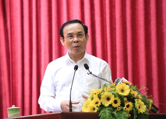Bí thư Nguyễn Văn Nên: Đã là tham nhũng, xử lý không phân biệt lớn nhỏ - 2