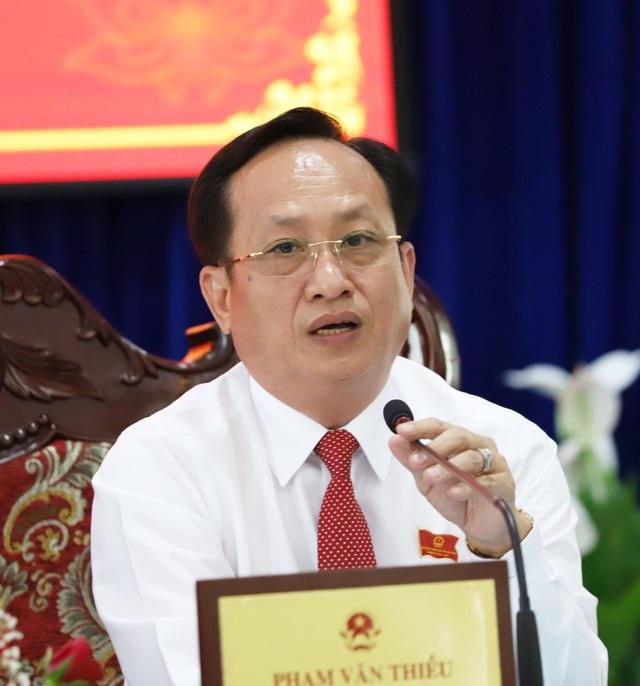 Bạc Liêu bầu Chủ tịch, Phó Chủ tịch UBND tỉnh sau Đại hội Đảng - 1