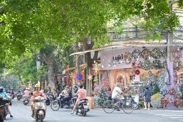 Giáng sinh đến sớm trên phố Hàng Mã - 11