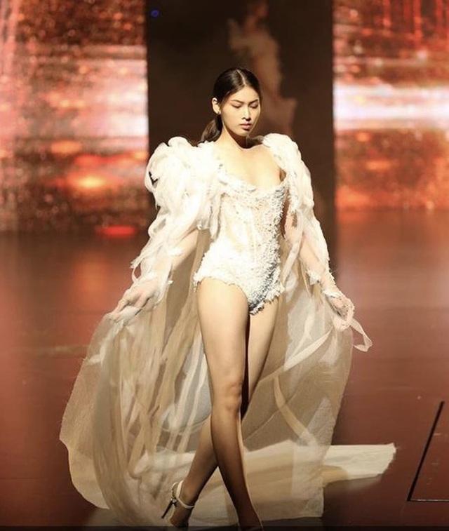 """Á hậu Ngọc Thảo nói gì về việc diễn thời trang """"kiệm vải"""" trong quá khứ? - 3"""