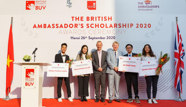 ĐH Anh Quốc Việt Nam nâng quỹ học bổng và hỗ trợ tài chính cho sinh viên - 1