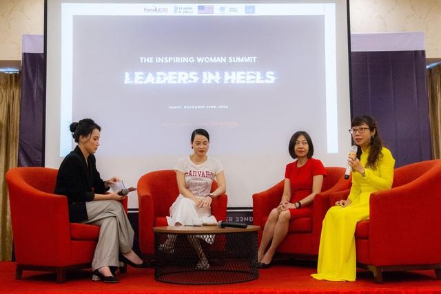 Mọi phụ nữ đều có thể trở thành nhà lãnh đạo - 3