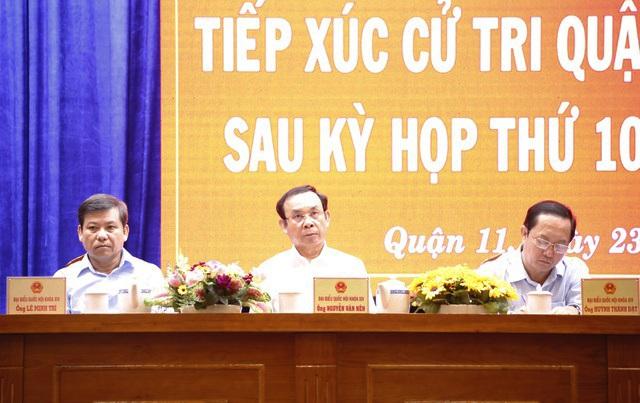 Bí thư Nguyễn Văn Nên: Đã là tham nhũng, xử lý không phân biệt lớn nhỏ - 1