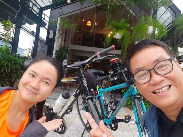Nữ phượt thủ đạp xe hơn 3 nghìn km, hai tháng chỉ tiêu hết vài trăm nghìn - 4