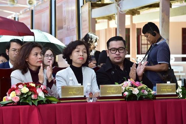 Đạo diễn Quỳnh Hoa Nhất Dạ chia sẻ chuyện mang lịch sử lên màn ảnh rộng - 3