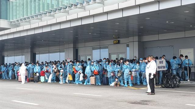 Thí điểm chuyến bay trả phí trọn gói đầu tiên từ nước ngoài về Việt Nam - 2