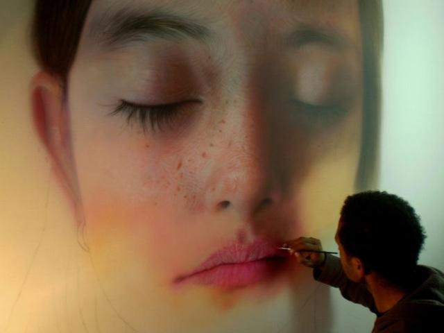 13 tác phẩm nghệ thuật thật đến mức bạn không thể tin vào mắt mình - 9