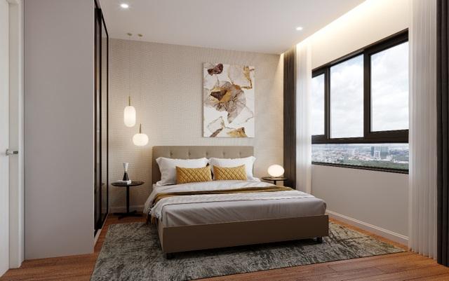 Biến hóa không gian 55 m2 thành căn hộ 2 phòng ngủ cực chuẩn - 3