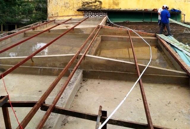 Bão lũ dồn dập, Đại học Huế thiệt hại nặng nề - 1