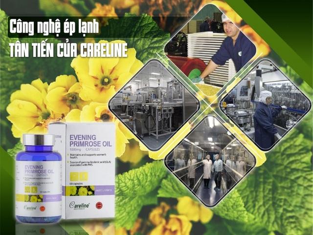 Công nghệ ép lạnh - Điều làm nên sự khác biệt của tinh dầu hoa anh thảo Careline - 3