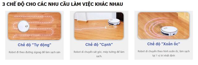 Đánh giá Robot hút bụi Fiko - công nghệ Nhật Bản - 3