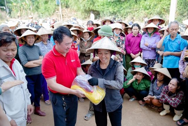 Tập đoàn SCG lan tỏa trách nhiệm với cộng đồng trước thiên tai tại miền Trung - 2