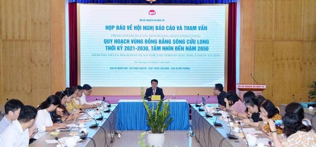 Tầm nhìn 2050, vựa lúa Đồng bằng Sông Cửu Long sẽ có đường sắt? - 1