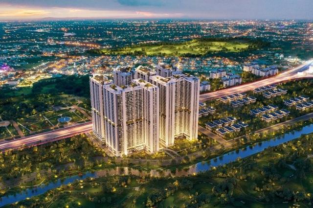 Lối kiến trúc biểu tượng nổi bật của 8 tòa tháp cao nhất Bình Dương  - 2