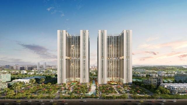 Lối kiến trúc biểu tượng nổi bật của 8 tòa tháp cao nhất Bình Dương  - 7
