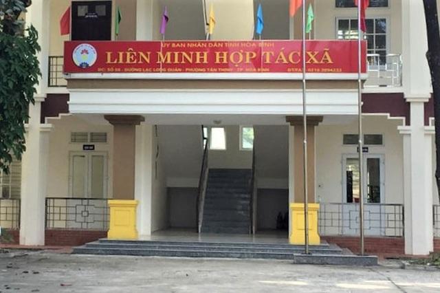 Kiến nghị khởi tố điều tra sai phạm tại Liên minh hợp tác xã tỉnh Hòa Bình - 1