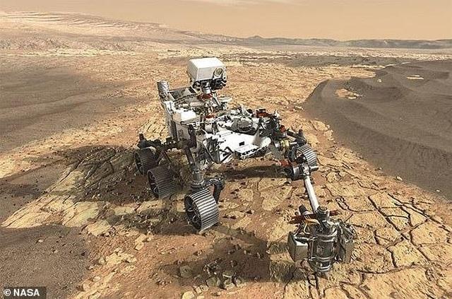 """NASA tìm thấy bằng chứng về trận """"siêu lụt"""" trên Sao Hỏa cách đây 4 tỷ năm - 1"""