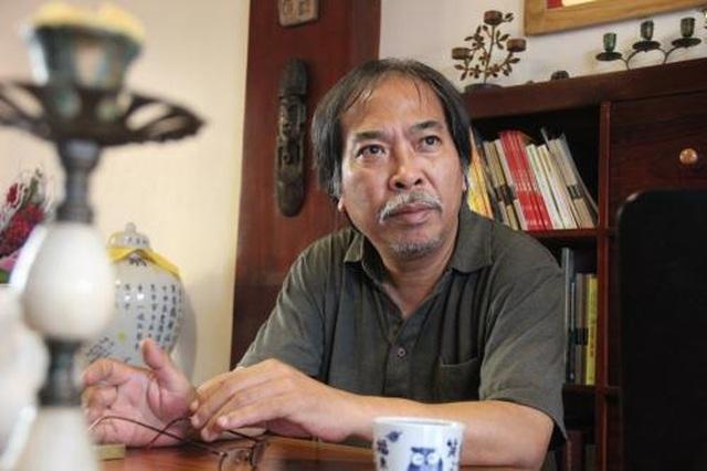Nhà thơ Nguyễn Quang Thiều được bầu làm Chủ tịch Hội Nhà văn Việt Nam - 1