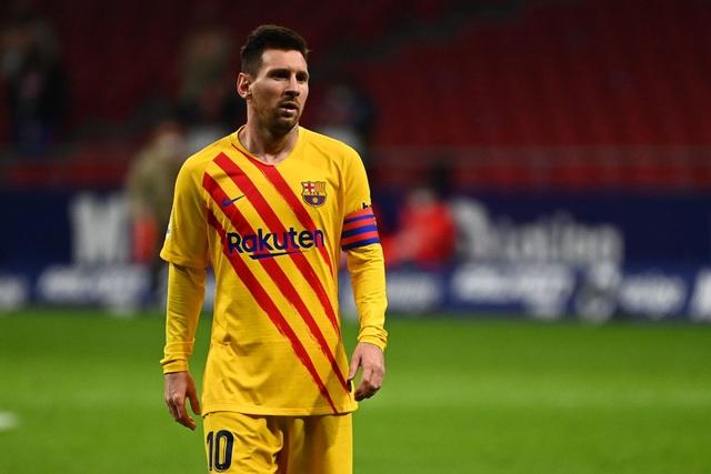 Man City có thể thay đổi thái độ với Lionel Messi - 1