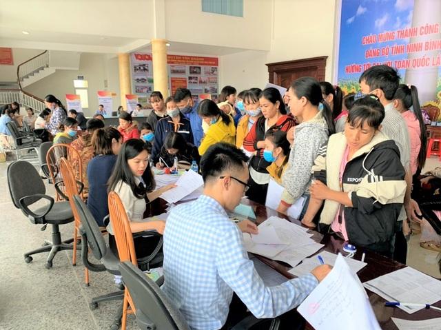 Ninh Bình phấn đấu tạo việc làm mới cho 19.000 lao động năm 2021 - 1