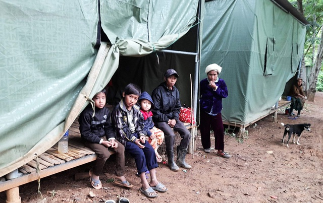 Nghệ An: Phân bổ hơn 303 tấn gạo cứu đói cho người dân bị thiên tai - 1