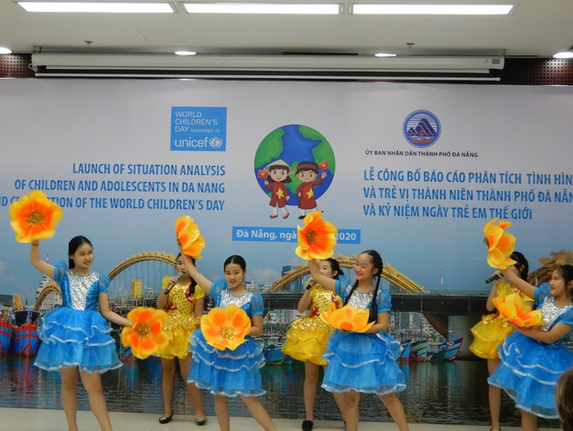 Đà Nẵng xây dựng thành phố thân thiện với trẻ em - 1