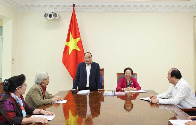 Thủ tướng làm việc với Trung ương Hội Khuyến học Việt Nam - 1