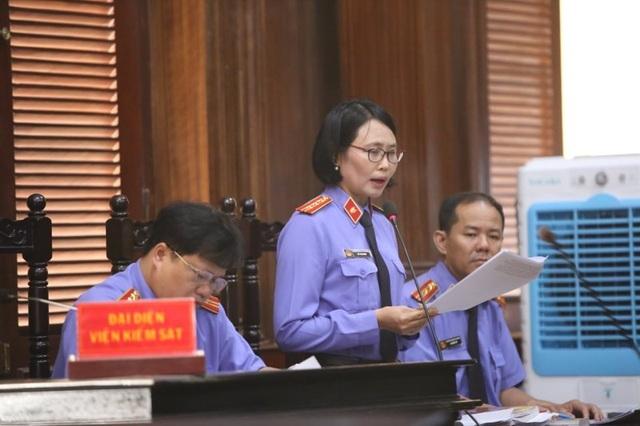 Trần Phương Bình lại bị đề nghị mức án tù chung thân - 2