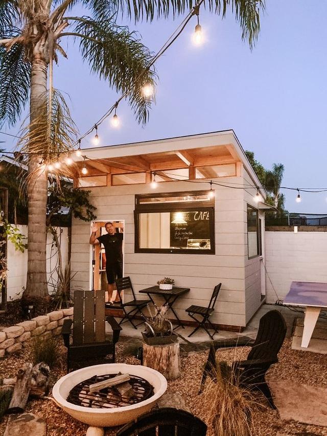 Tự tay xây quán cà phê sân vườn: Ý tưởng kiếm tiền khả thi - 12