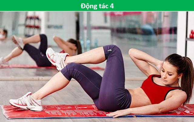 Tăng cường chức năng gan với 5 bài tập đơn giản ngay tại nhà - 4