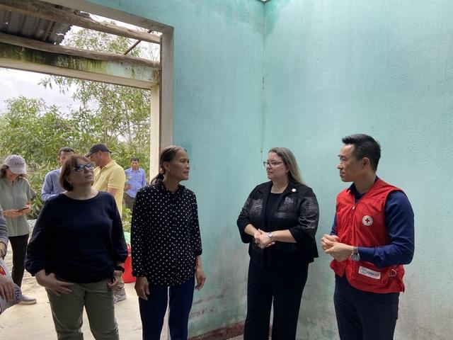 Mỹ hỗ trợ các nỗ lực khắc phục thiên tai của Việt Nam - 1