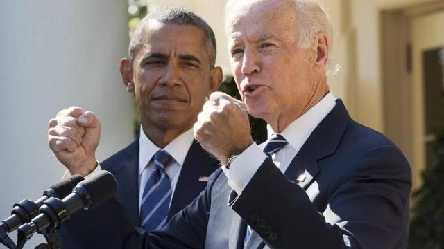 """Ông Biden: Chính quyền của tôi không phải là """"nhiệm kỳ 3 của Obama"""" - 1"""