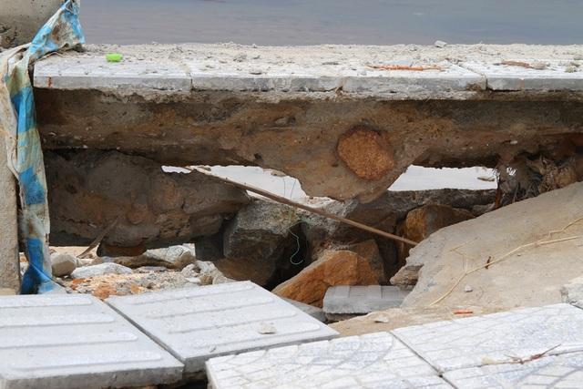 Đường trăm tỷ tan hoang sau bão - 9
