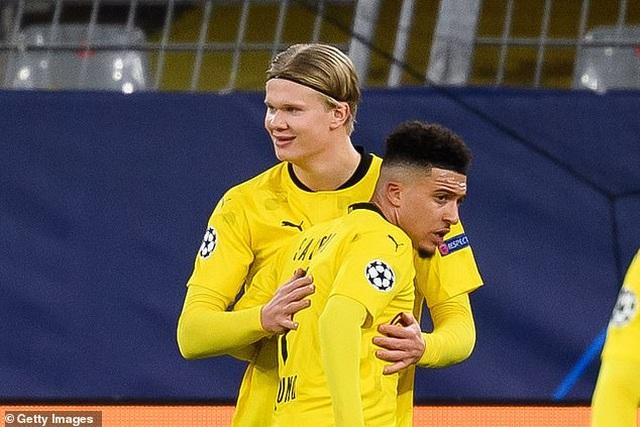 Dortmund 3-0 Club Brugge: Màn tỏa sáng của Haaland và Sancho - 2