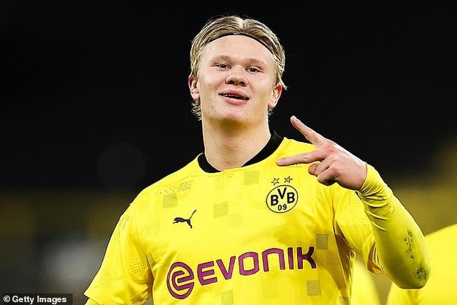 Dortmund 3-0 Club Brugge: Màn tỏa sáng của Haaland và Sancho - 5